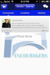 Encouragers Church - screenshot thumbnail