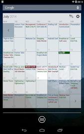 Business Calendar Pro Screenshot 24