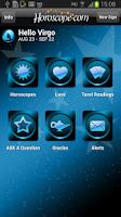 Screenshot of Horoscope and Tarot