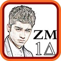 Zayn Maik - One Direction icon