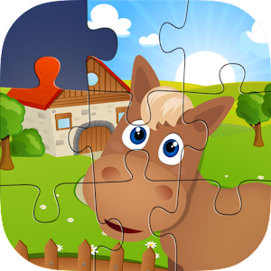 Farm Jigsaw Puzzles for Kids for PC and MAC