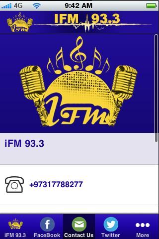 iFM Bahrain
