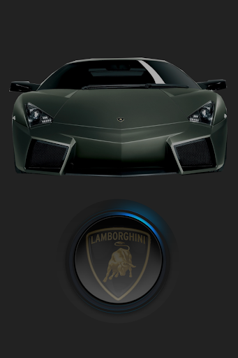 Lamborghini Flashlight