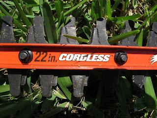 """22"""" Hedgehog Cordless Trimmer"""