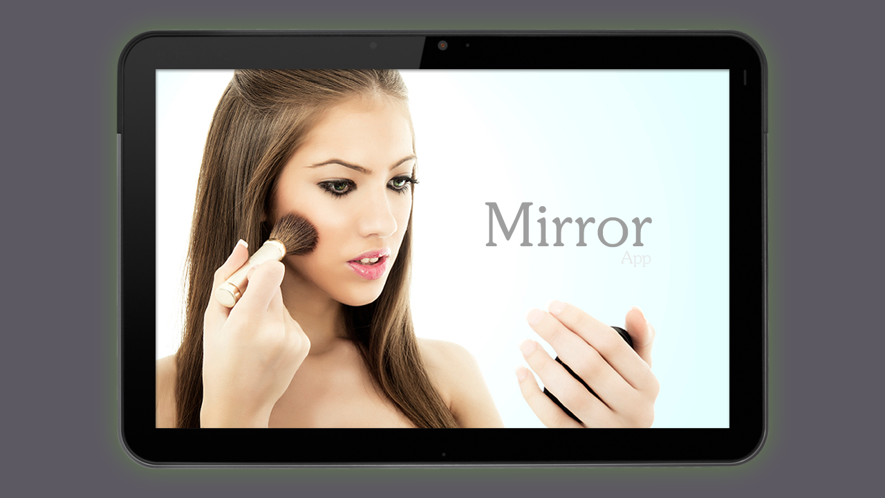 Mirror App- screenshot