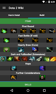 guide dota2 lp android apps on google play
