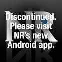 National Review Discontinued icon