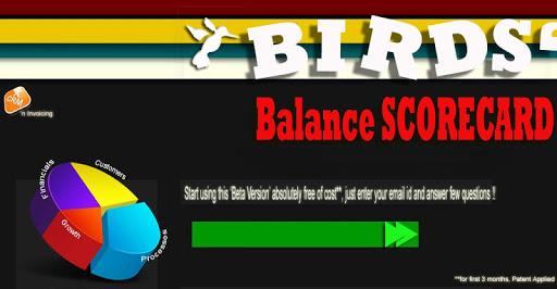 Business Balanced Score Card