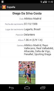 Copa Mundial - La Roja - screenshot thumbnail