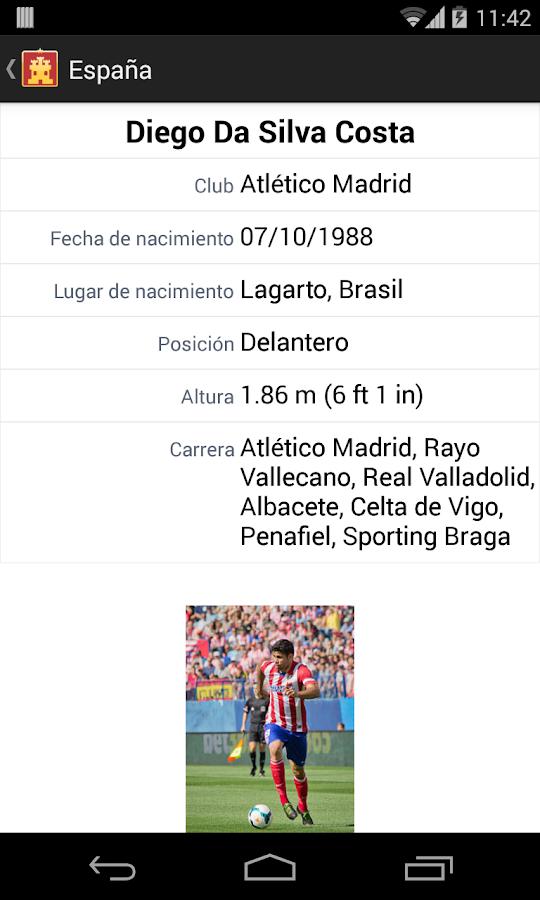 Copa Mundial - La Roja - screenshot
