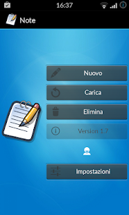 Note- miniatura screenshot