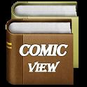 New Comic view(No bottom ads) icon