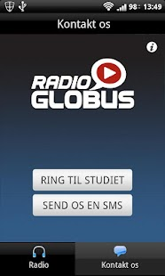 Radio Globus - screenshot thumbnail