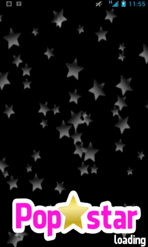 Pop Star Game - screenshot
