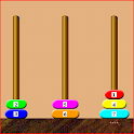 Towers of Hanoi Demo icon