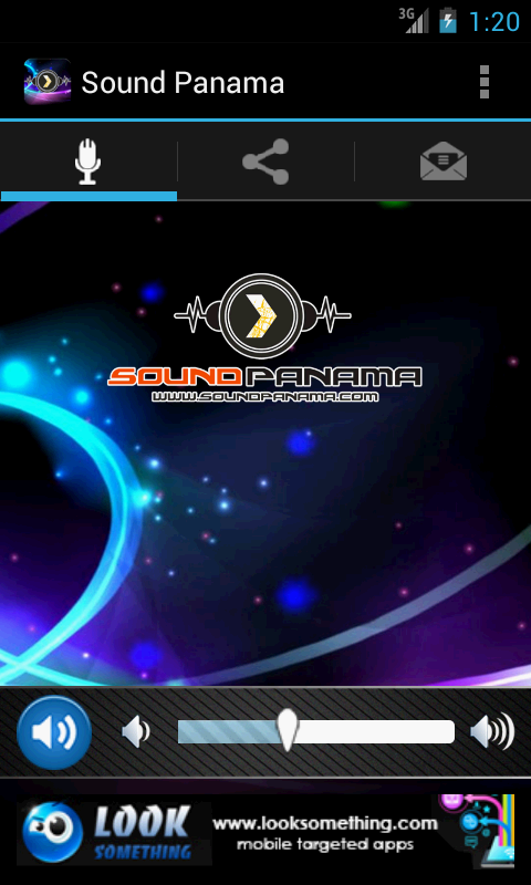 Sound Panama - screenshot