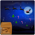Santa Winter Christmas Eve LWP icon