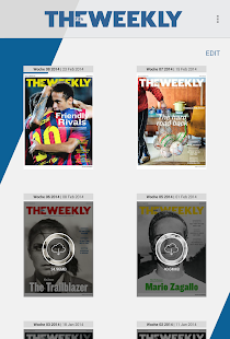 The FIFA Weekly - screenshot thumbnail