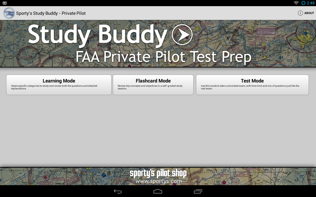Study Buddy (Private Pilot)- screenshot