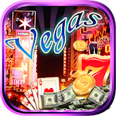 Vegas 7 Coin Dozer Slot HD