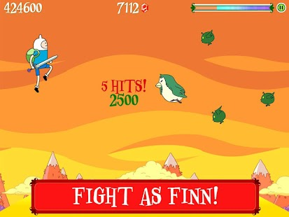 Fionna Fights - Adventure Time - screenshot thumbnail
