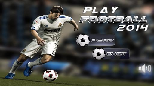 实 足球 游戏 2014