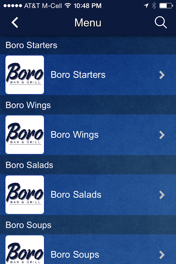 The Boro Bar & Grill- screenshot