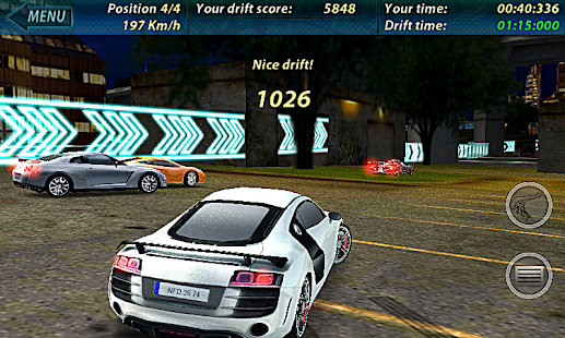 Need for Drift: Most Wanted- screenshot thumbnail