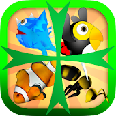 Flying Tapping Animals Saga !