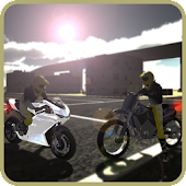 Motorbike Damage Derby 3D