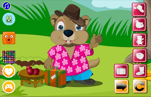Dressup: Groundhog
