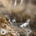 "Wallpaper Plitvice ""Waterfall"" icon"
