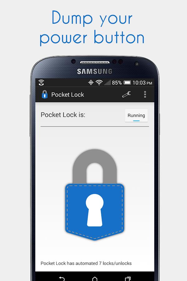 Pocket Lock- screenshot