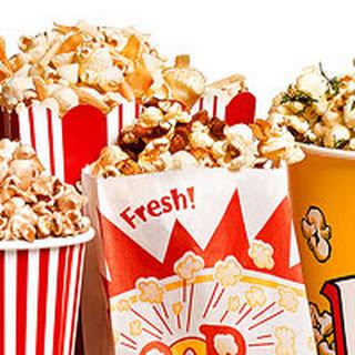 Peanutty Pretzel Popcorn
