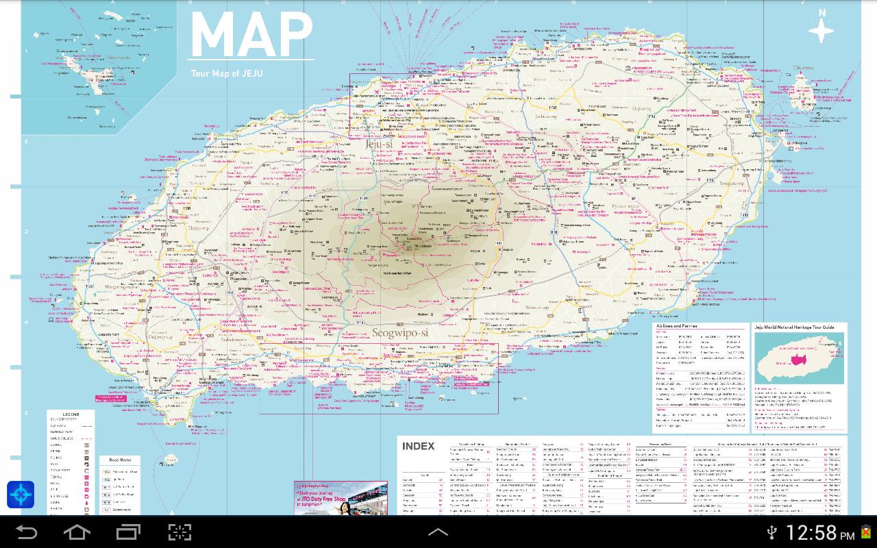 Jeju Island Tour Itinerary