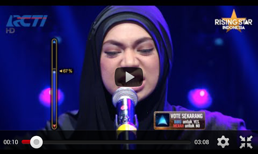 Rising Star Indonesia Video