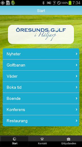 Öresunds Golf
