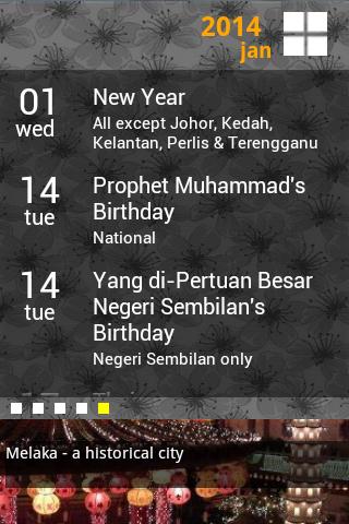 Malaysia Pocket Holiday
