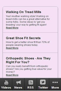 Foot Care Free - screenshot thumbnail