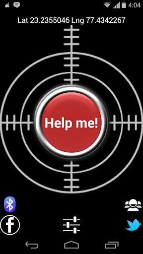 Help Me Radar Beta
