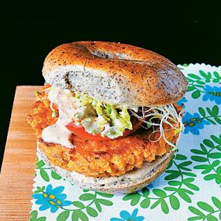 The Trifecta Burger.