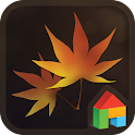 The Autumn LINE Launcher theme icon