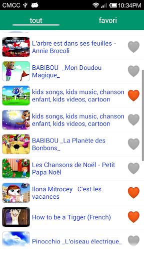 法國兒童歌曲