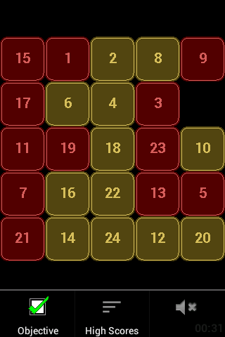 MQ2D 15+ Puzzle Free (Slide)- screenshot