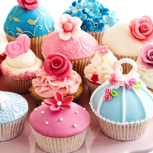 可愛的蛋糕製作麵包 休閒 App LOGO-APP試玩