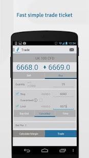 IFX Markets Trading - náhled