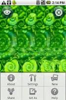 Screenshot of Stereogram Riddle
