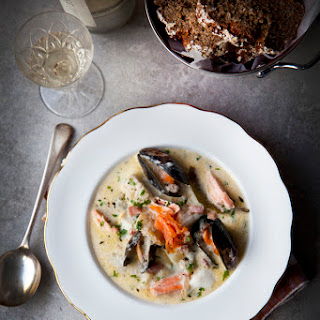 Howth Head Seafood Chowder