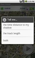 Screenshot of Ghost Runner