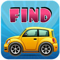Find My Car (kids puzzle) icon